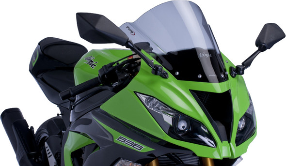 Puig Z-Racing Windscreen - 13-18 ZX6R/636