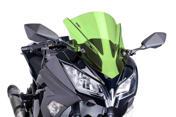 Puig Z-Racing Windscreen - 13-17 Ninja 300