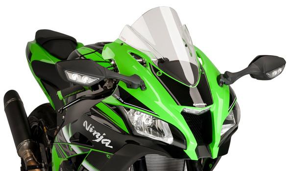 Puig Z-Racing Windscreen - 16-20 ZX10R