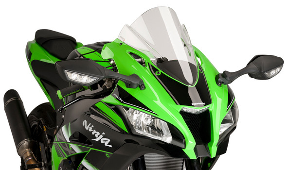 Puig Z-Racing Windscreen - 16-20 ZX10R