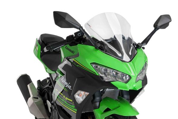 Puig Z-Racing Windscreen - 18-20 Ninja 400
