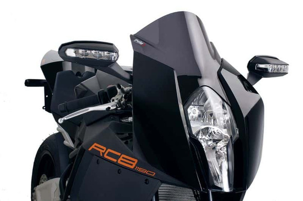 Puig Z-Racing Windscreen - 08-17 KTM RC8