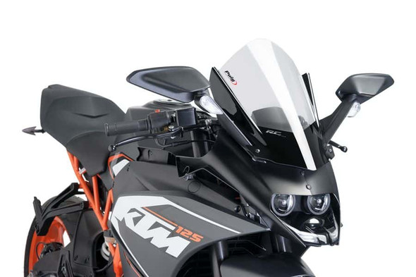 Puig Z-Racing Windscreen - 14-20 KTM 390