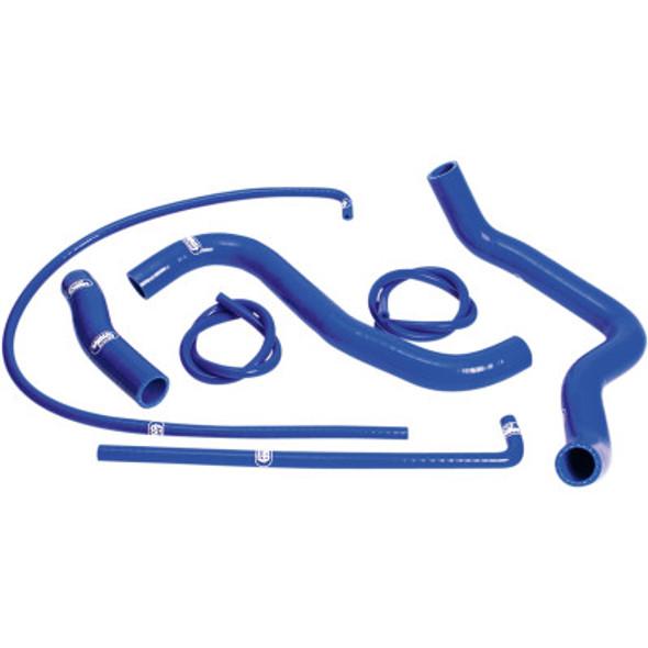 Samco Hose Kit - 07-08 Suzuki GSXR 1000 - Blue