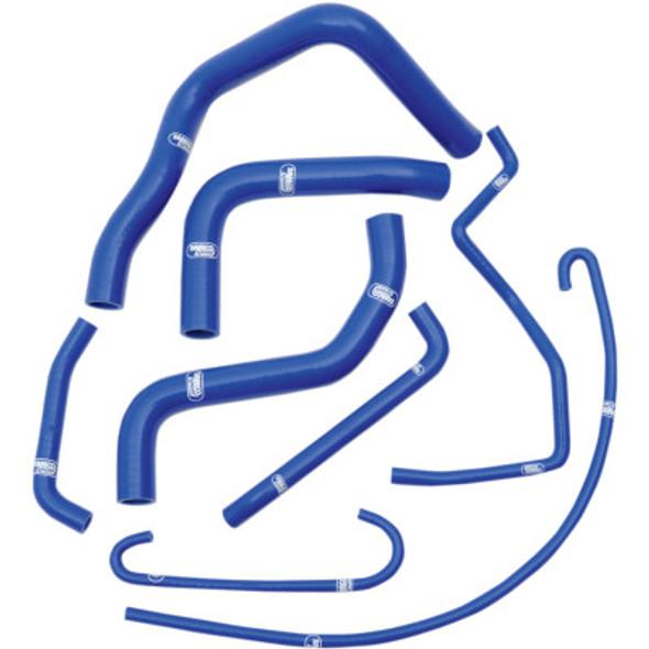 Samco Hose Kit - 11-20 Suzuki GSXR 600/750 - Blue