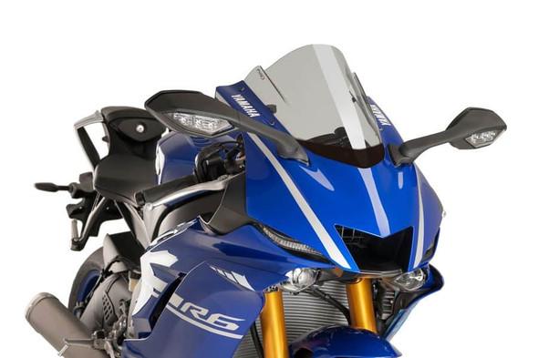 Puig Z-Racing Windscreen - 17-20 R6