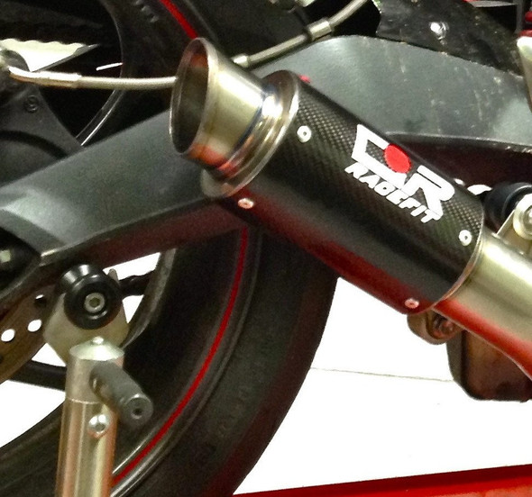Racefit KTM 1290 Superduke Slip-On Exhaust