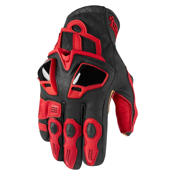 Icon Hypersport Short Gloves