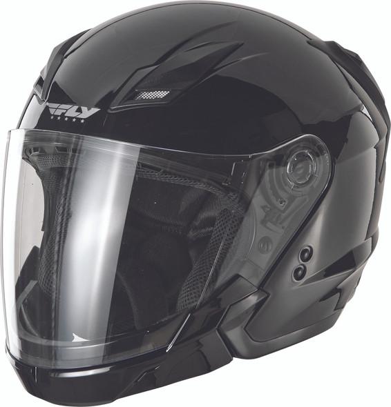 Fly Racing Tourist Helmet - Solid Colors