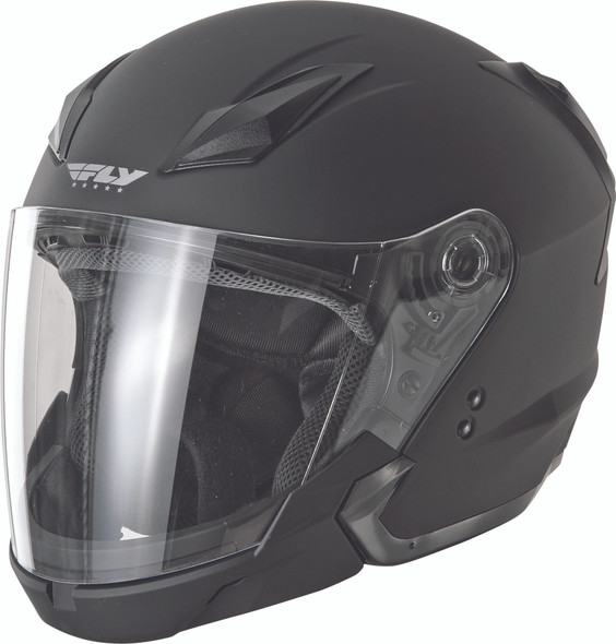 Fly Racing Tourist Helmet - Solid Colors