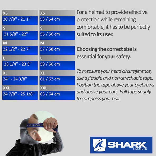 Shark Drak Helmet - Blank Matte - Solid Colors