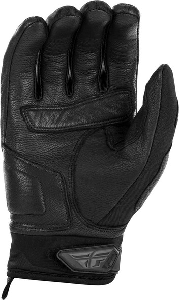 Fly Racing Subvert Blackout Gloves
