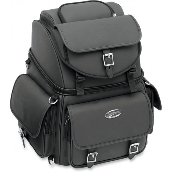 Saddlemen BR3400EX Back Seat/Sissy Bar Bag