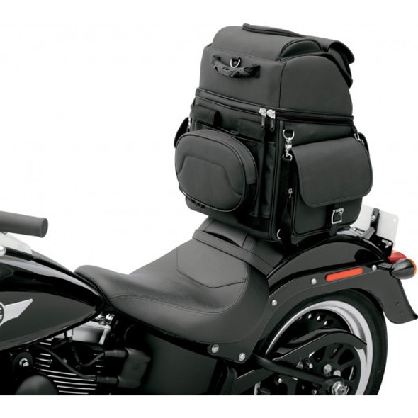 Saddlemen BR3400EX Back Seat/Sissy Bar Bag