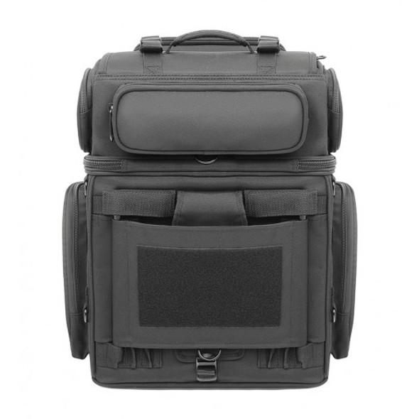 Saddlemen BR3400 Tactical Back Seat/Sissy Bar Bag