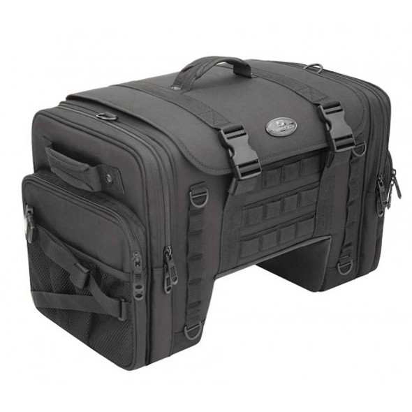 Saddlemen TS3200DE Tactical Deluxe Cruiser Tail Bag