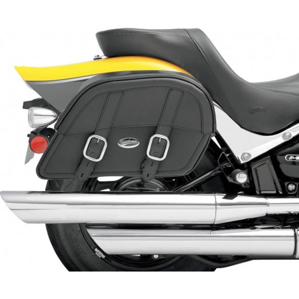 Saddlemen Express Drifter Slant Custom Fit Saddlebags - Jumbo