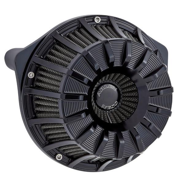 Arlen Ness 15-Spoke Inverted Series Air Cleaner