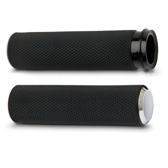 Arlen Ness Knurled Fusion Grips