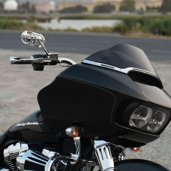 Arlen Ness Deep Cut Billet Mirror