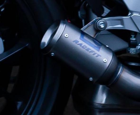 Racefit Suzuki GSX-S 1000 Slip-On Exhaust