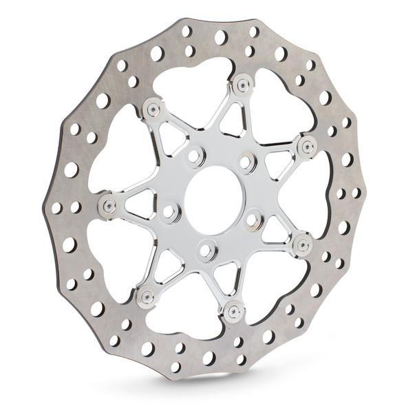 """Arlen Ness ProCross 14"""" Front Brake Rotor"""