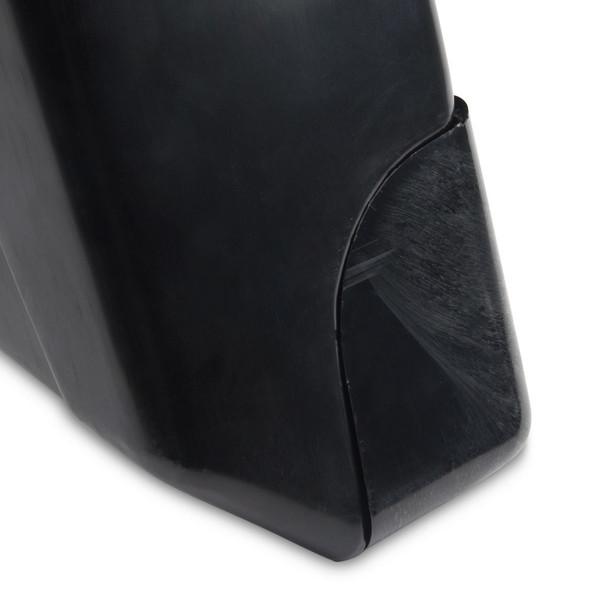 Arlen Ness Angled Saddlebag Block-off Plugs - 97-13 FLT Models