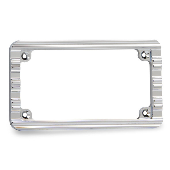 Arlen Ness 10-Gauge License Plate Frame