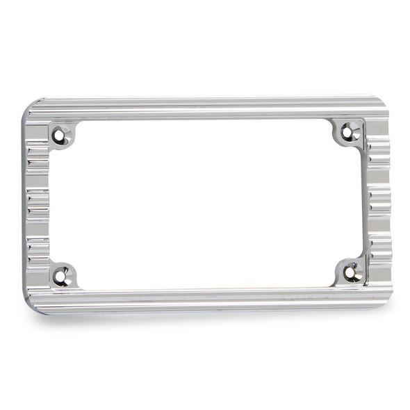 Arlen Ness 10-Gauge License Plate Frame