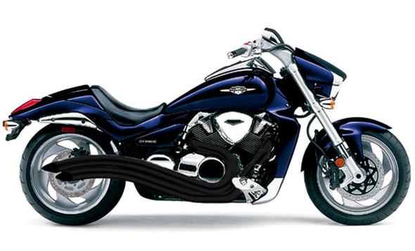 Cobra Speedster Swept Exhaust - 06-14 Suzuki Boulevard M109R