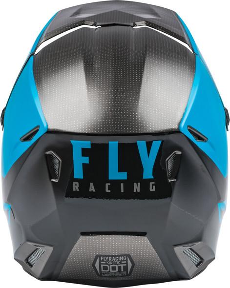 Fly Racing Kinetic Helmet - Straight Edge