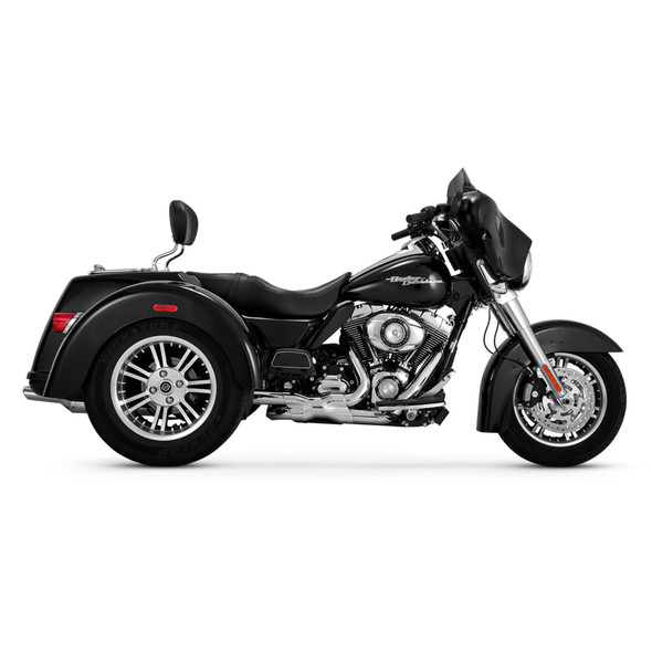 Vance & Hines Tri Glide Deluxe Slip-On Exhaust: 2009+ Trike Tri-Glide Models