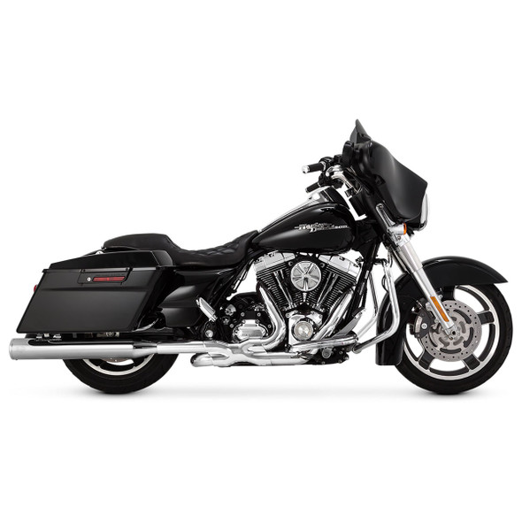 Vance & Hines Eliminator 400 Slip-On Exhaust: 2017+ Touring Models
