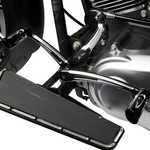 Arlen Ness EZ Deep Cut Heel/Toe Shift Kit: 82+ FLT & Trike Models - Black