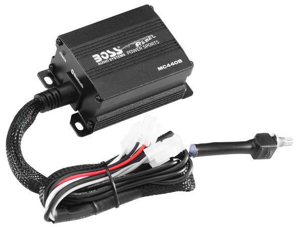 BOSS Bluetooth Handlebar Speakers: MC440B