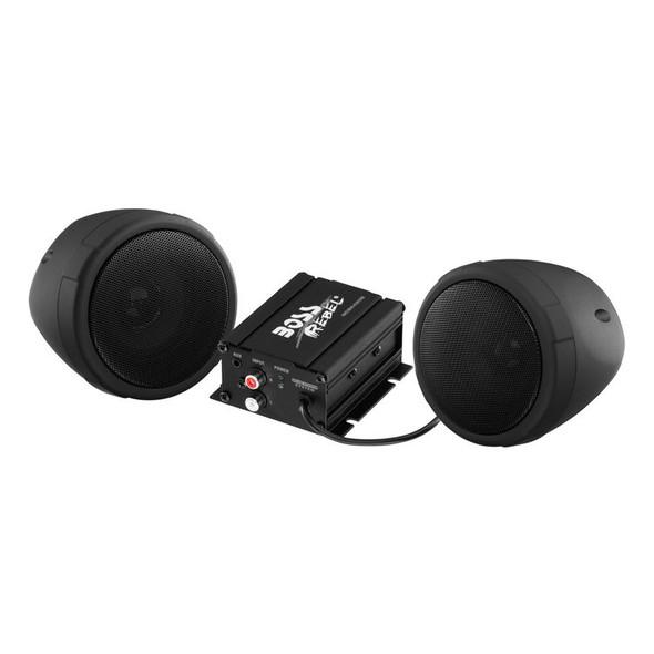 BOSS Bluetooth Handlebar Speakers: MC420B