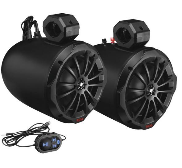 BOSS Bluetooth Waketower Speaker Pods