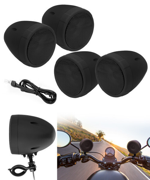 BOSS Bluetooth Handlebar Speakers: MC625BA