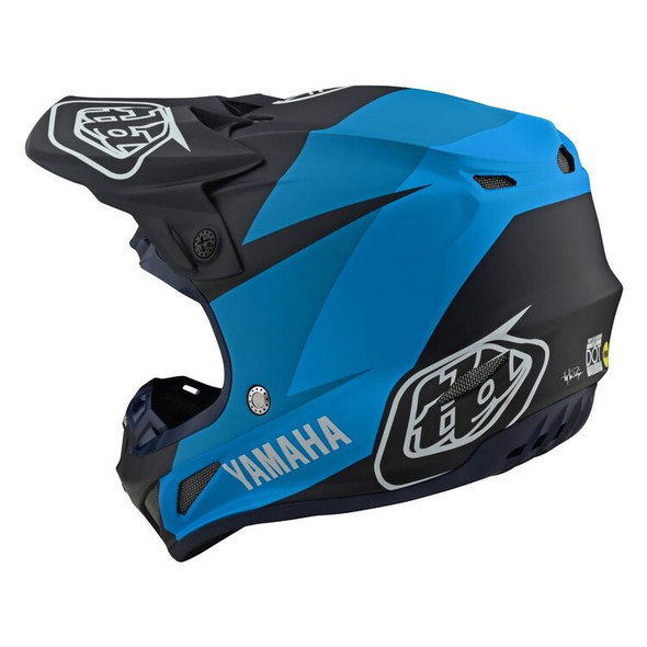 Troy Lee Designs SE4 Composite Helmet - Yamaha L4