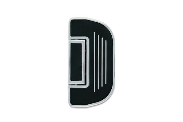 Kuryakyn Premium/Ribbed Folding Boards For Driver or Passenger
