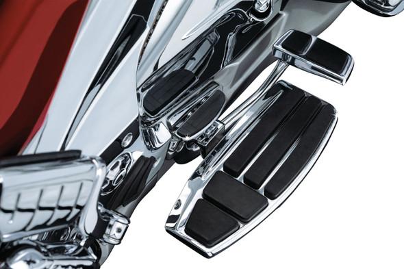 Kuryakyn Driver Floorboard Kit: 01-16 Honda Gold Wing Models & 14-15 Valkyrie GL1800C