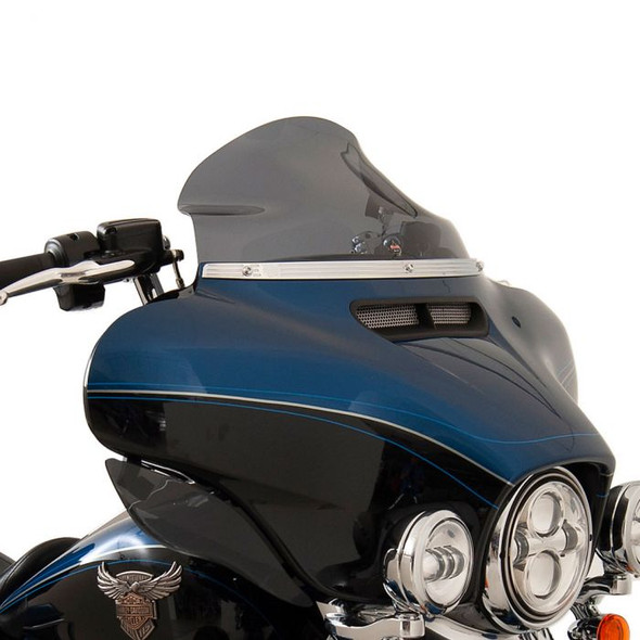 Klock Werks Flare Windshield: 2014+ HD Touring & Trike Models