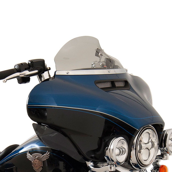 Klock Werks Flare Windshield: 2014+ HD Touring & Trike Models