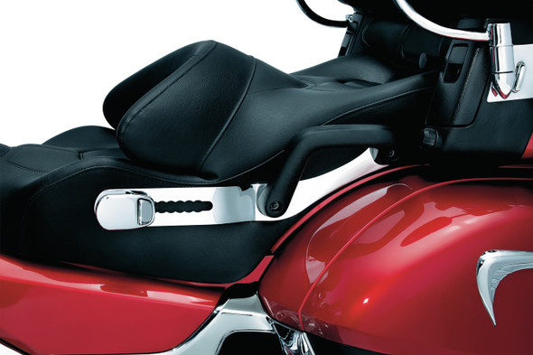 Kuryakyn Revolution Driver Backrest: 12-17 Honda Goldwing GL1800 Models