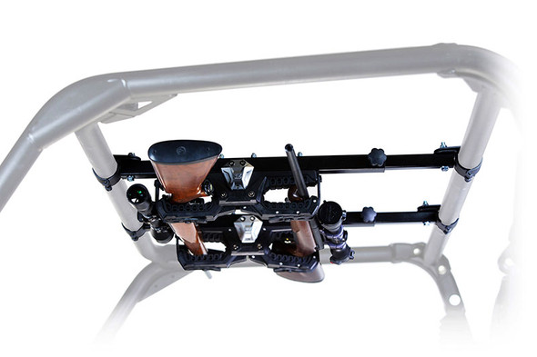 Seizmik OGHR - Overhead Gun Rack - 1.75″, 1.625″, and 1.5″ round tube ROPS