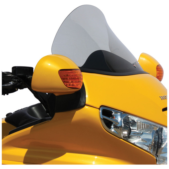 Klock Werks Flare Windshield: 13-17 Goldwing F6B Models