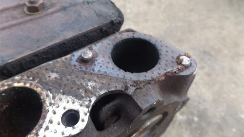 Bolens 1886 HT20 HT23 Kohler K482 Engine Block