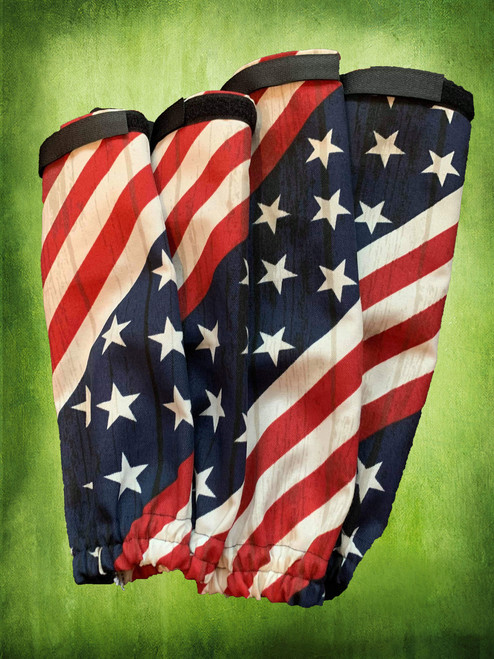 Shag Rags American Flag -Only-
