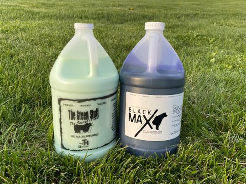 The Green Stuff/Black Max