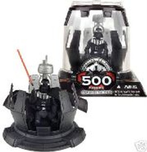 "STAR WARS ""DARTH VADER 500th FIGURE"""